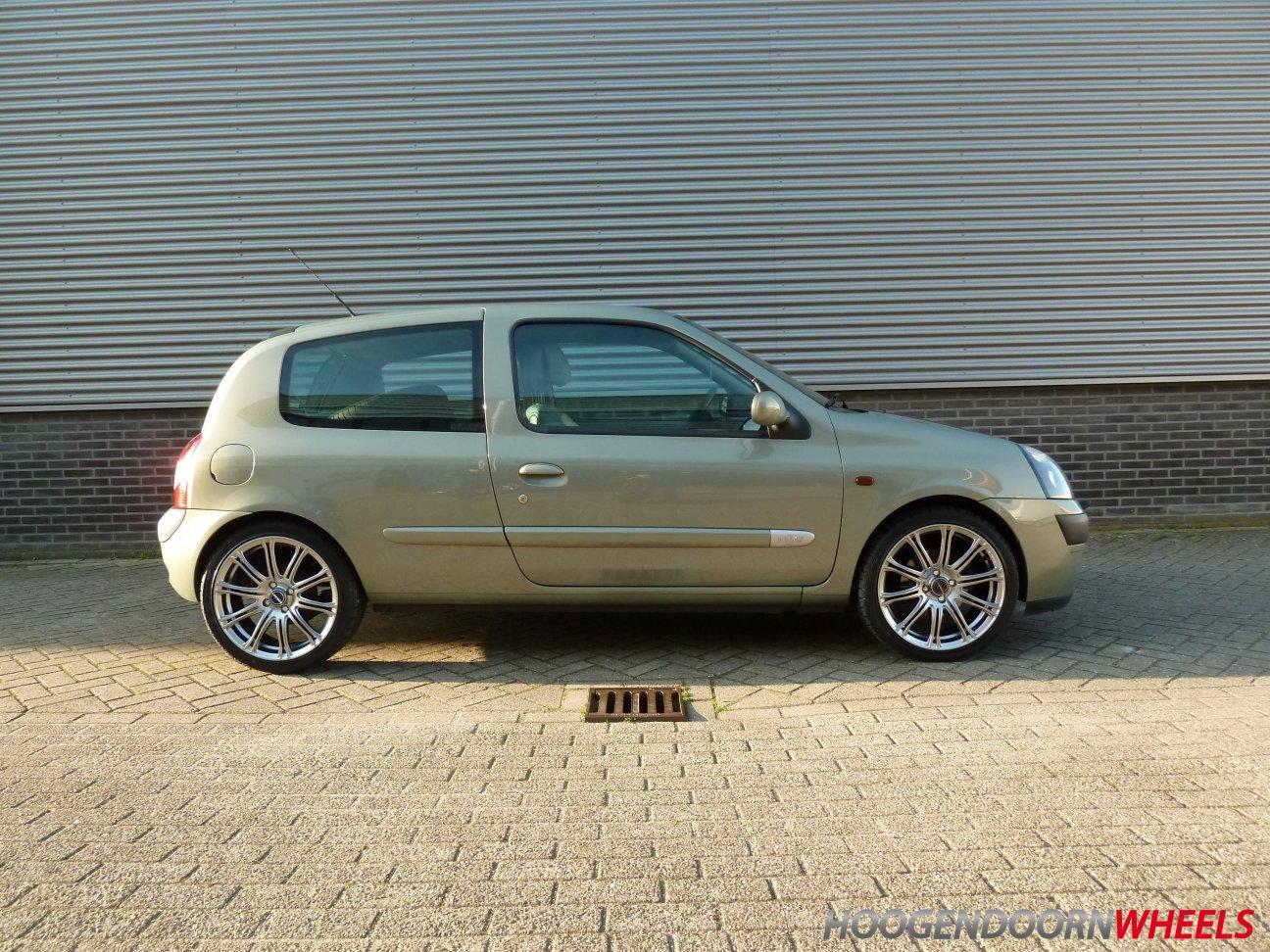 Renault Clio Ii Iii Bb012 Cb012 Br01 Cr01
