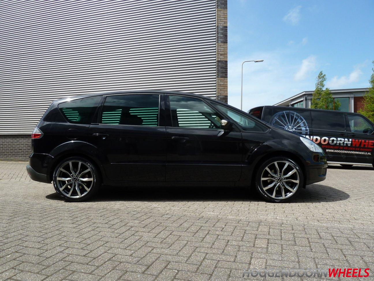 Ford S Max Mak Highlands Gmmf 19 Inch Onbekend