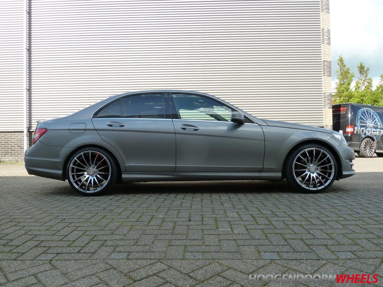 Mercedes C Klasse W204 C204 Tomason Tn9 19 Inch