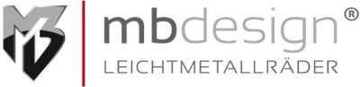 MB DESIGN logo