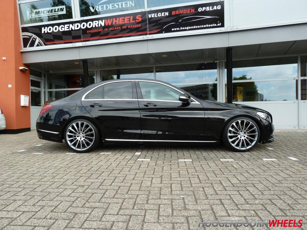 mercedes c class w205 2014 gmp wheels stellar. Black Bedroom Furniture Sets. Home Design Ideas
