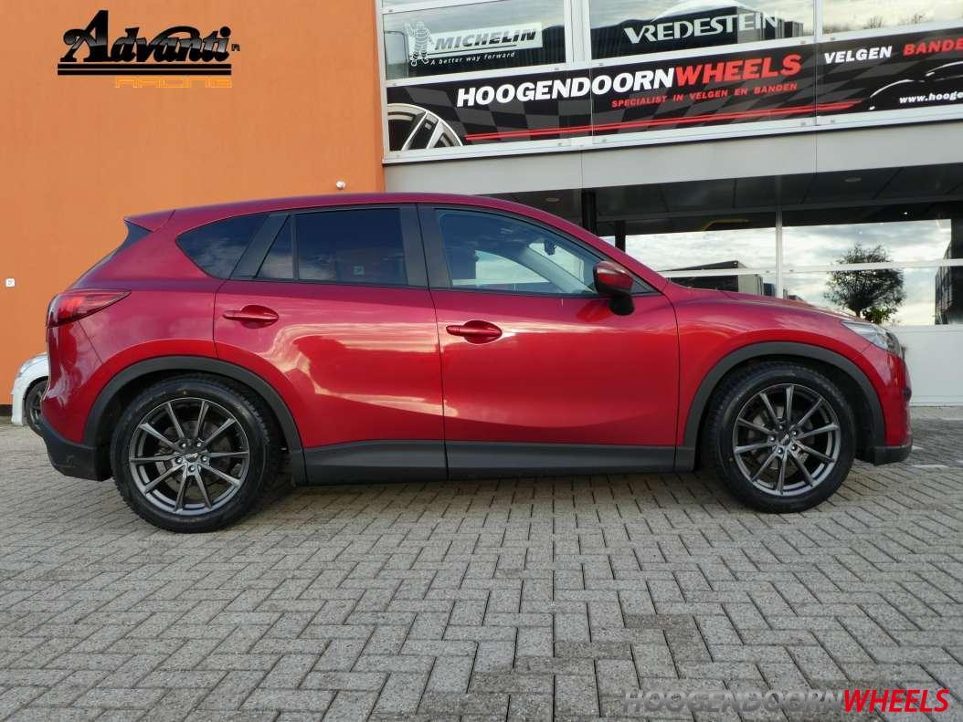 Mazda Cx 5 I Ke Advanti Centurio Gm