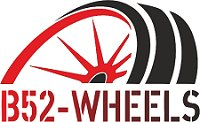 B52 Wheels logo