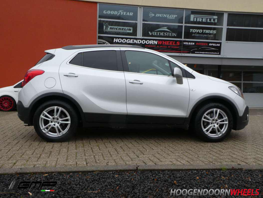 Opel Mokka X J A Gmp Wheels Astral