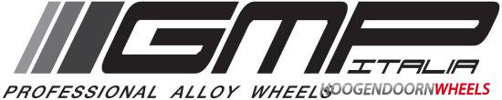 GMP WHEELS logo