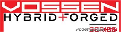Vossen HYBRID FORGED logo