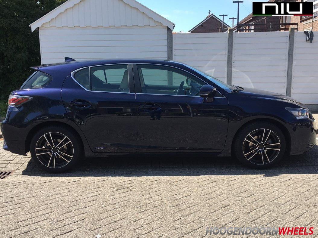 Lexus Ct 200h Zwa1 Niu Wheels D