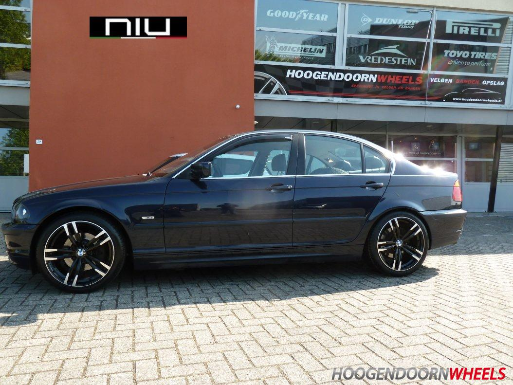 Bmw 3 E46 Niu Wheels Bayern
