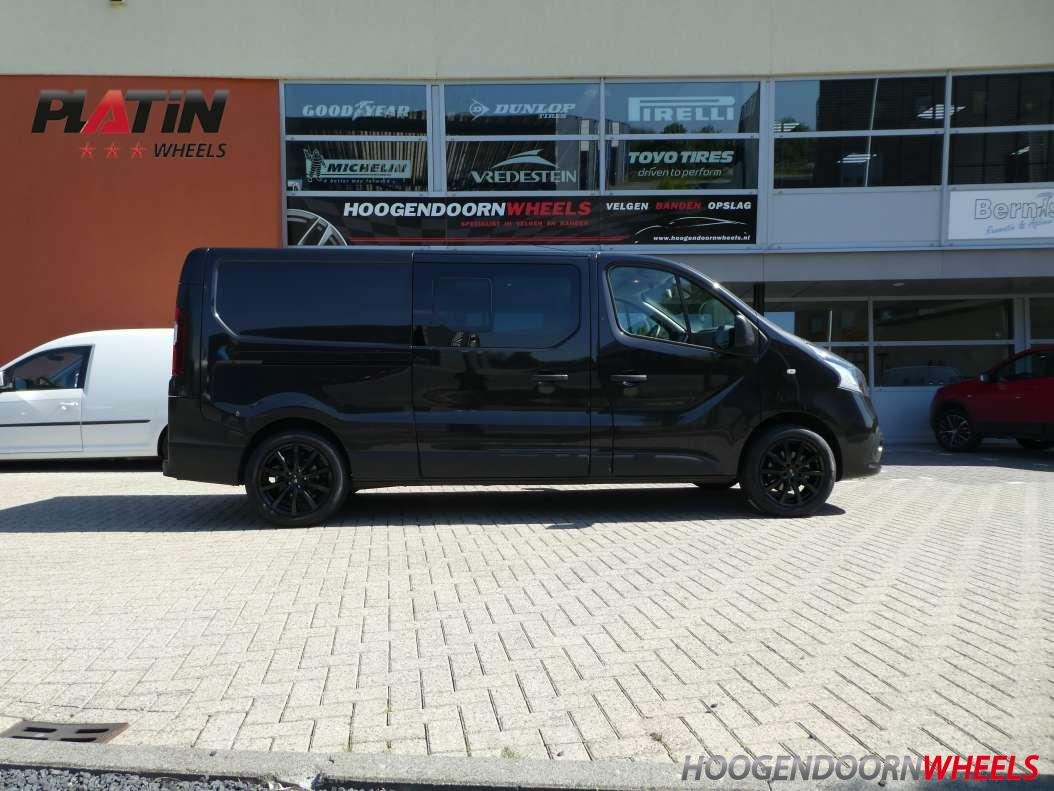 Renault Trafic Ii Fl Jl El Platin P69