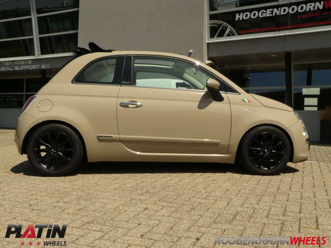 Fiat 500 Platin P69