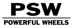 PSW Powerful Wheels velgen