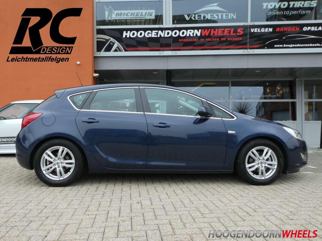 Opel Astra J 13d 14 16 5x105 Rc Design Rc27