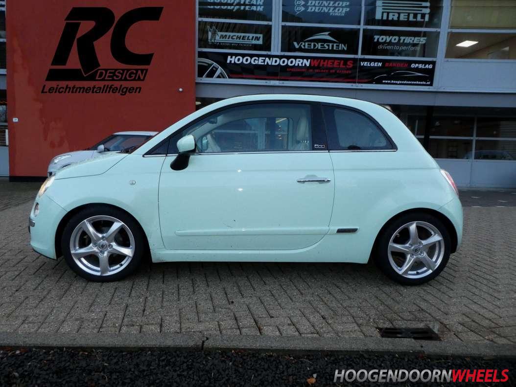 Fiat 500 Rc Design Rc30