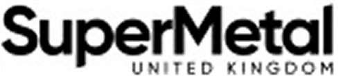 SuperMetal logo