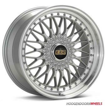 BBS Super RS Silver