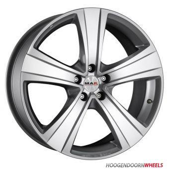 MAK Fuoco5 Silver