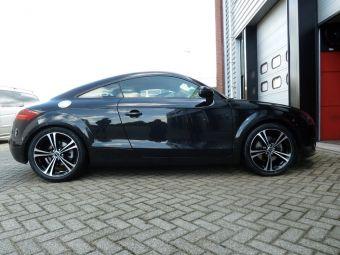 Audi TT met Borbet XL 18 inch velgen