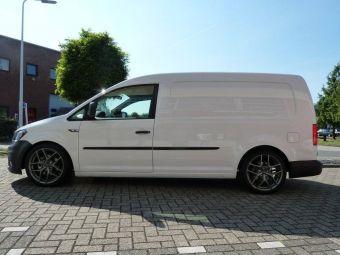 Borbet Y velgen in 18 inch VW Caddy