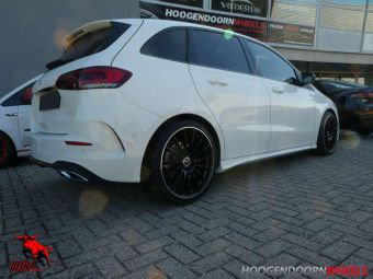 ULTRA WHEELS SPEED VELGEN DEDICATED VOOR MERCEDES B KLASSE IN 19 INCH