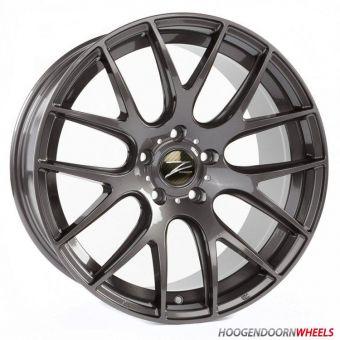 Z-Performance Z-Performance Wheels ZP.01 19 Inch 8.5J ET35 5x120 Gun Metal