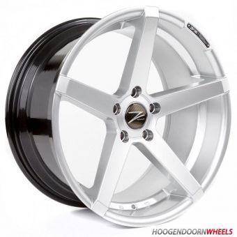 Z-Performance Z-Performance Wheels ZP.06 19 Inch 9.5J ET40 5x120 Silver
