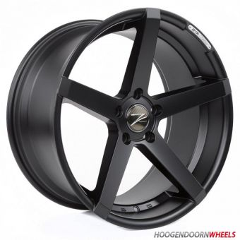 Z-Performance Z-Performance Wheels ZP.06 19 Inch 9.5J ET35 5x120 Black